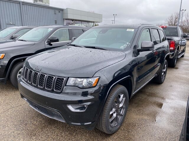 2021 Jeep Grand Cherokee 80TH ANNIVERSARY 4X4 Holland MI