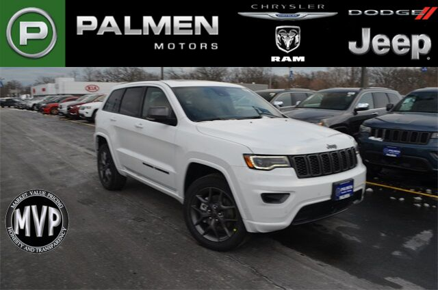 2021 Jeep Grand Cherokee 80TH ANNIVERSARY 4X4 Kenosha WI