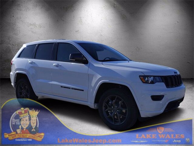 2021 Jeep Grand Cherokee 80TH ANNIVERSARY 4X4 Lake Wales FL