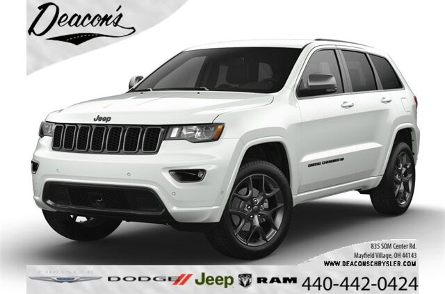 2021 Jeep Grand Cherokee 80TH ANNIVERSARY 4X4 Mayfield Village OH