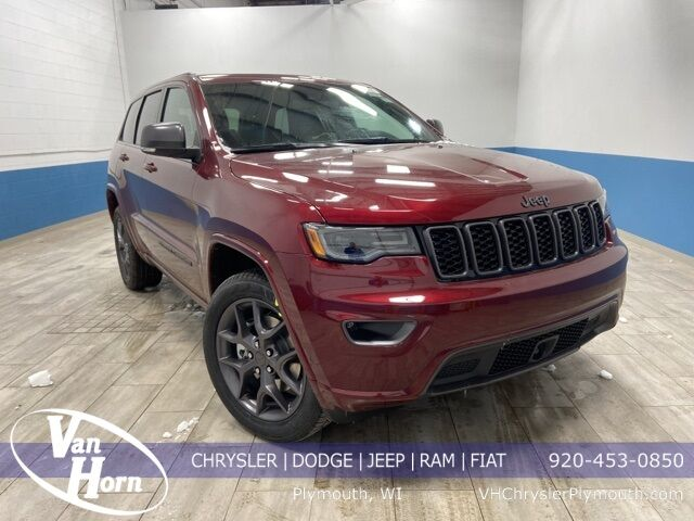 2021 Jeep Grand Cherokee 80TH ANNIVERSARY 4X4 Plymouth WI