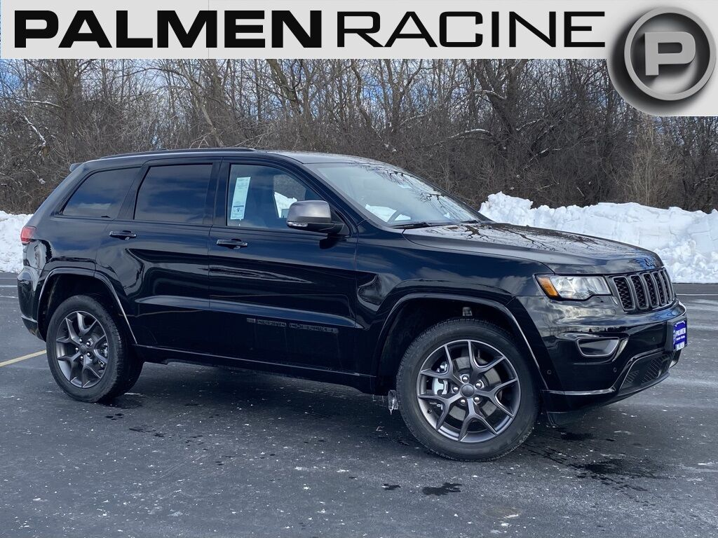 2021 Jeep Grand Cherokee 80TH ANNIVERSARY 4X4 Racine WI