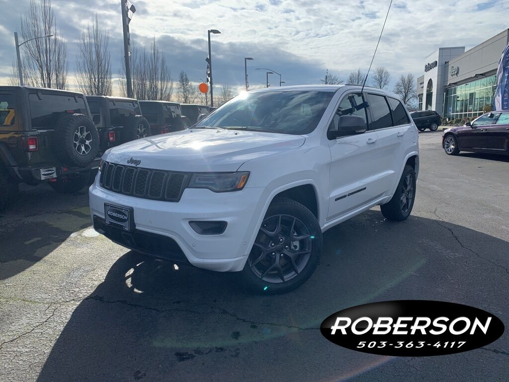 2021 Jeep Grand Cherokee 80TH ANNIVERSARY 4X4 Salem OR