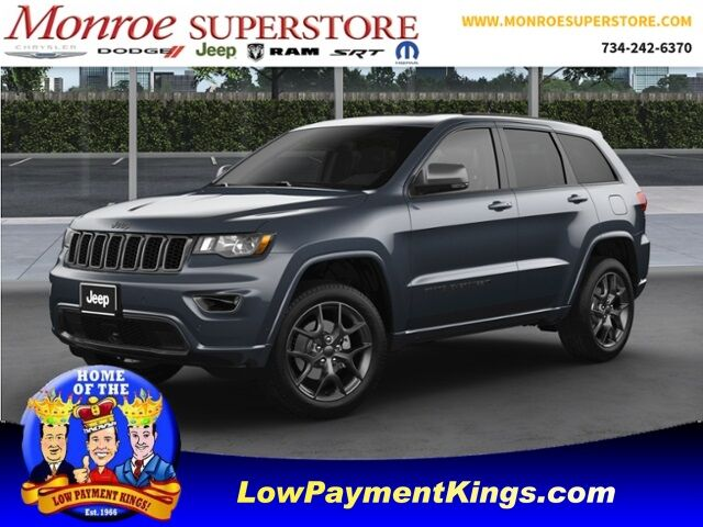 2021 Jeep Grand Cherokee 80TH ANNIVERSARY 4X4 Monroe MI