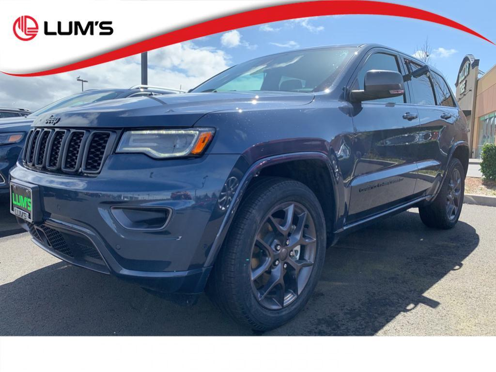 2021 Jeep Grand Cherokee 80TH ANNIVERSARY 4X4 Warrenton OR