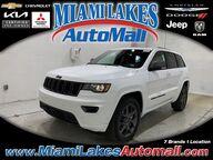 2021 Jeep Grand Cherokee 80th Anniversary Edition Miami Lakes FL