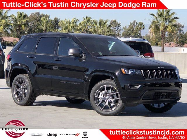 2021 Jeep Grand Cherokee 80th Anniversary Tustin CA
