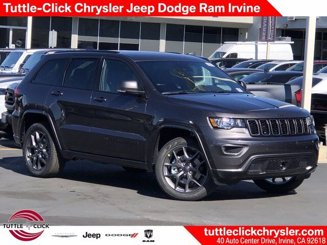 2021 Jeep Grand Cherokee 80th Anniversary Irvine CA