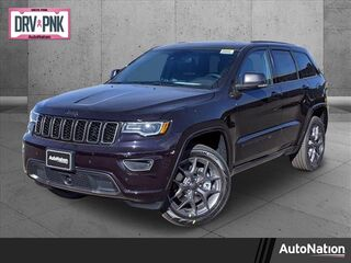 2021_Jeep_Grand Cherokee_80th Anniversary_ Littleton CO