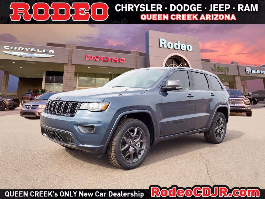 2021 Jeep Grand Cherokee 80th Anniversary Phoenix AZ