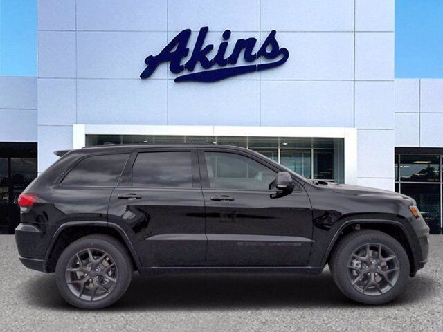 2021 Jeep Grand Cherokee 80th Anniversary Winder GA