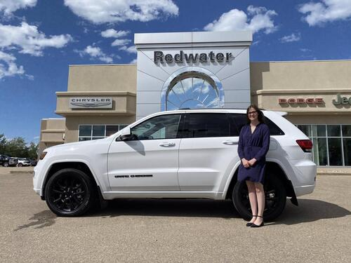 2021_Jeep_Grand Cherokee_Altitude_ Redwater AB
