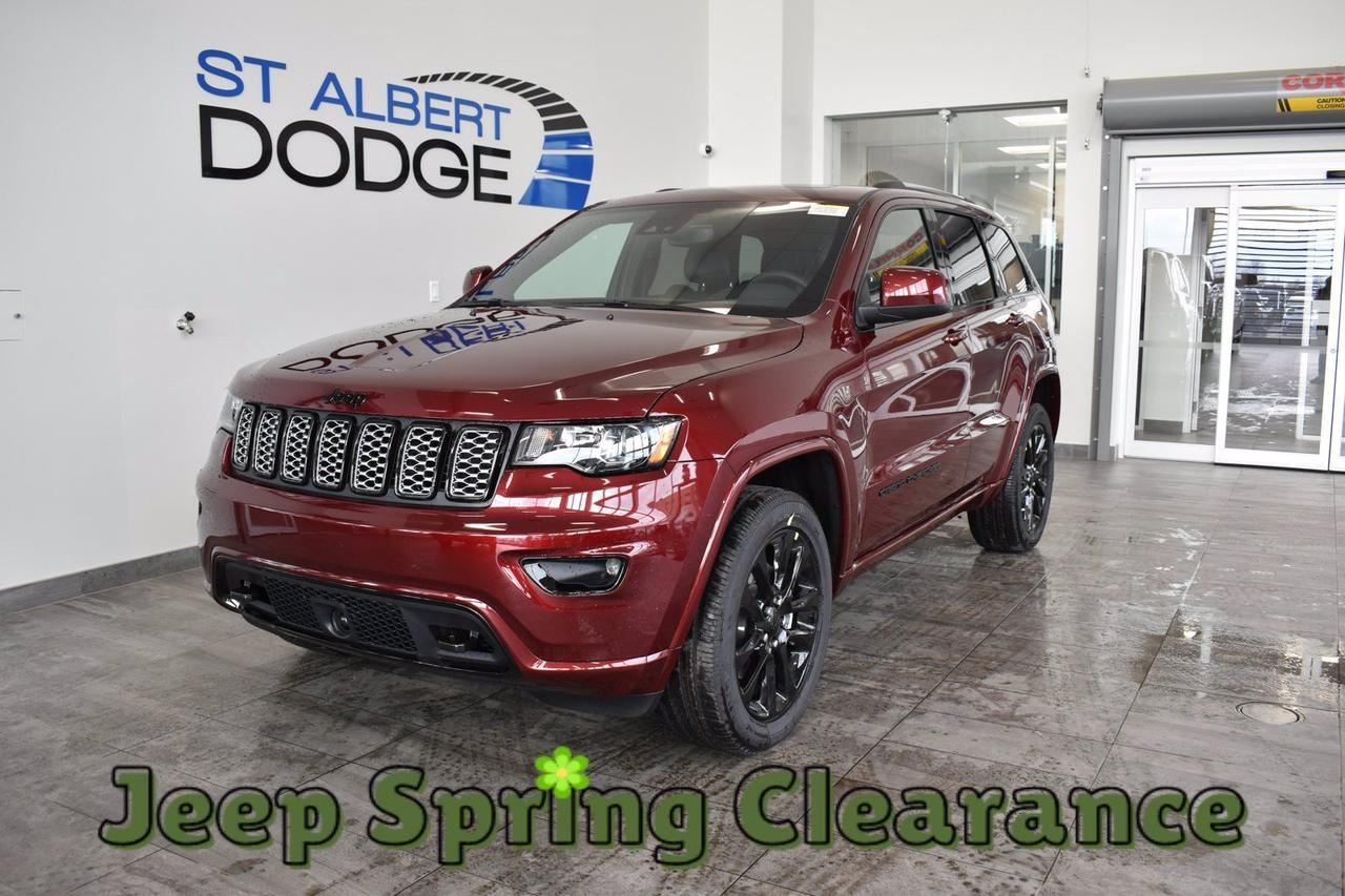 2021 Jeep Grand Cherokee Altitude St. Albert AB