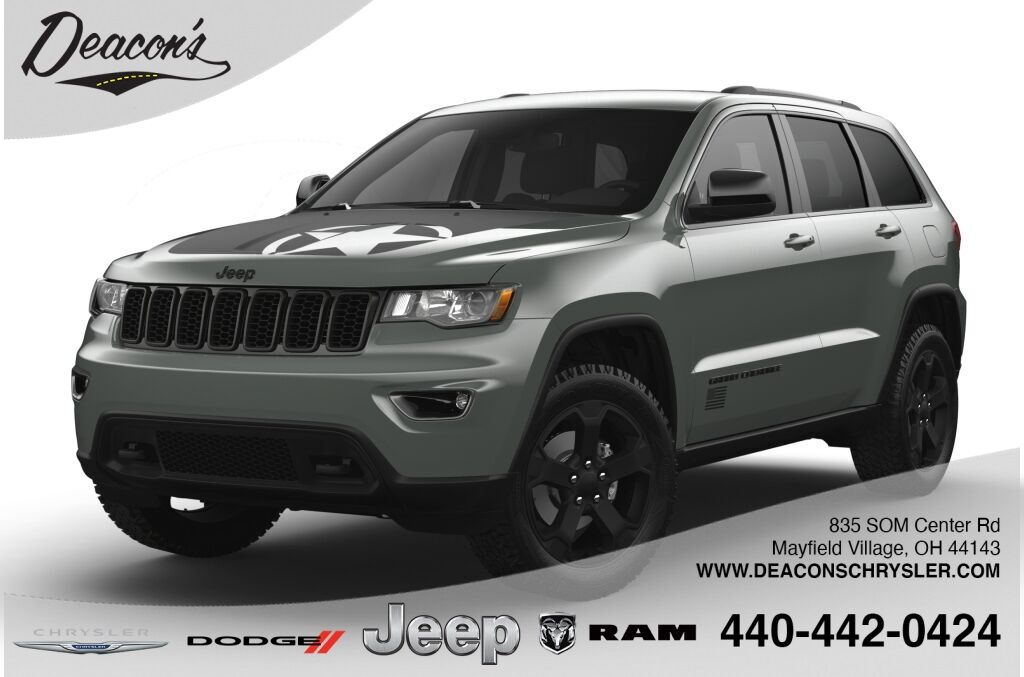 2021 Jeep Grand Cherokee FREEDOM 4X4 Mayfield Village OH