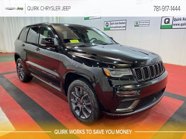 2021 Jeep Grand Cherokee HIGH ALTITUDE 4X4 Braintree MA