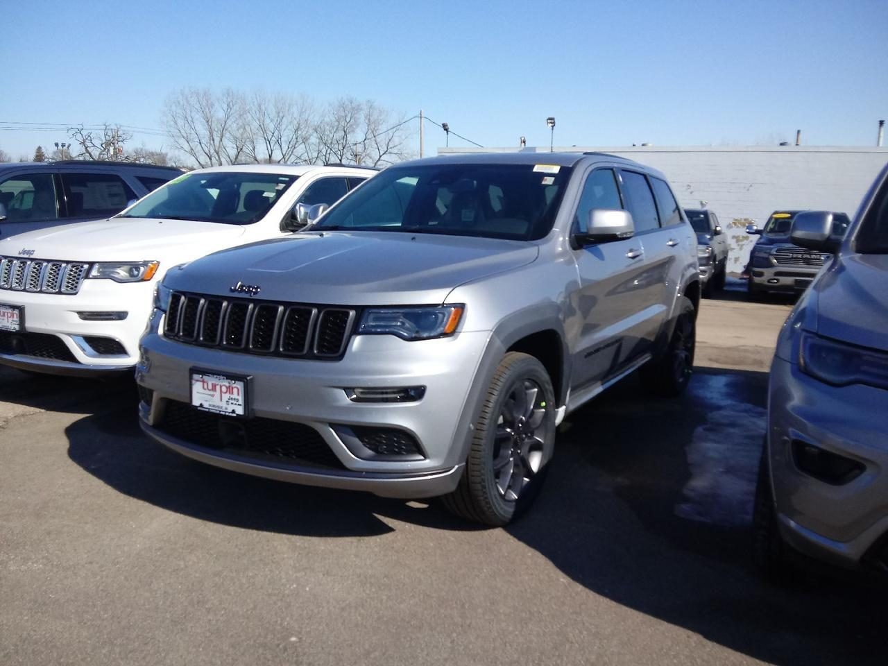 2021 Jeep Grand Cherokee HIGH ALTITUDE 4X4 Dubuque IA