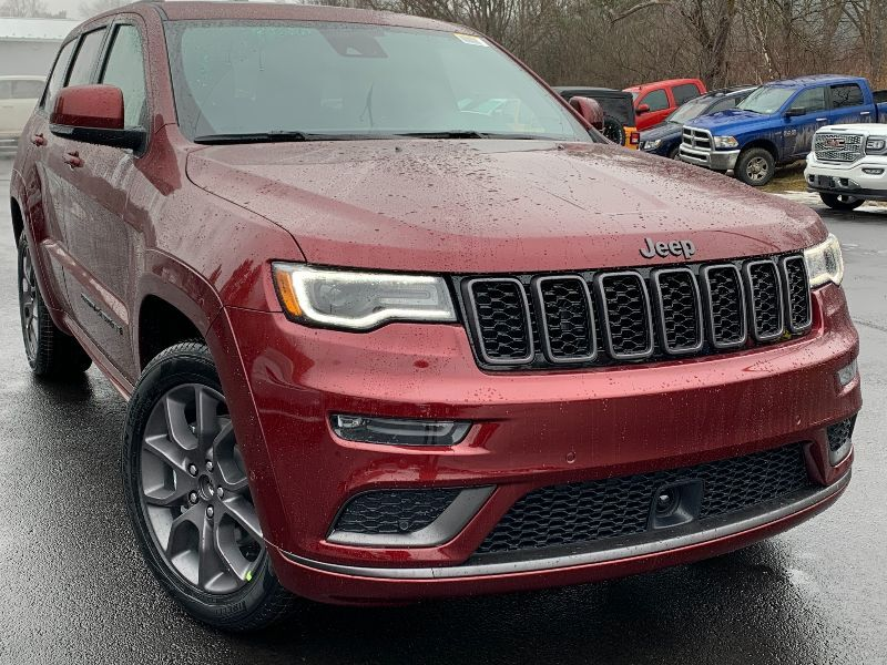 2021 Jeep Grand Cherokee HIGH ALTITUDE 4X4 Little Valley NY