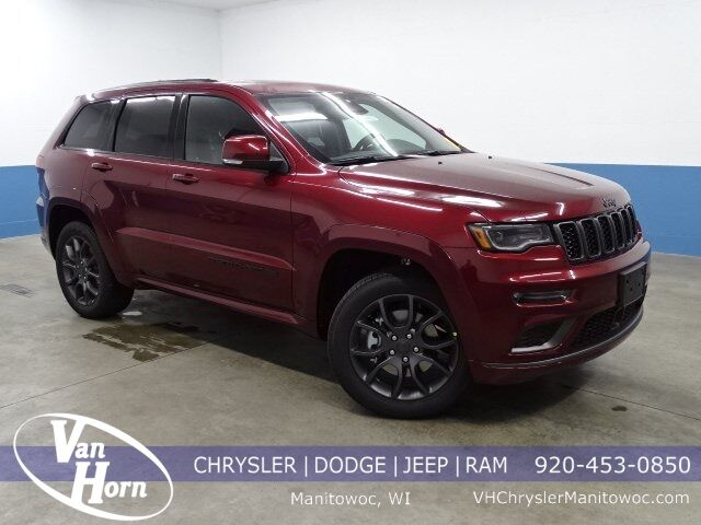 2021 Jeep Grand Cherokee HIGH ALTITUDE 4X4 Manitowoc WI