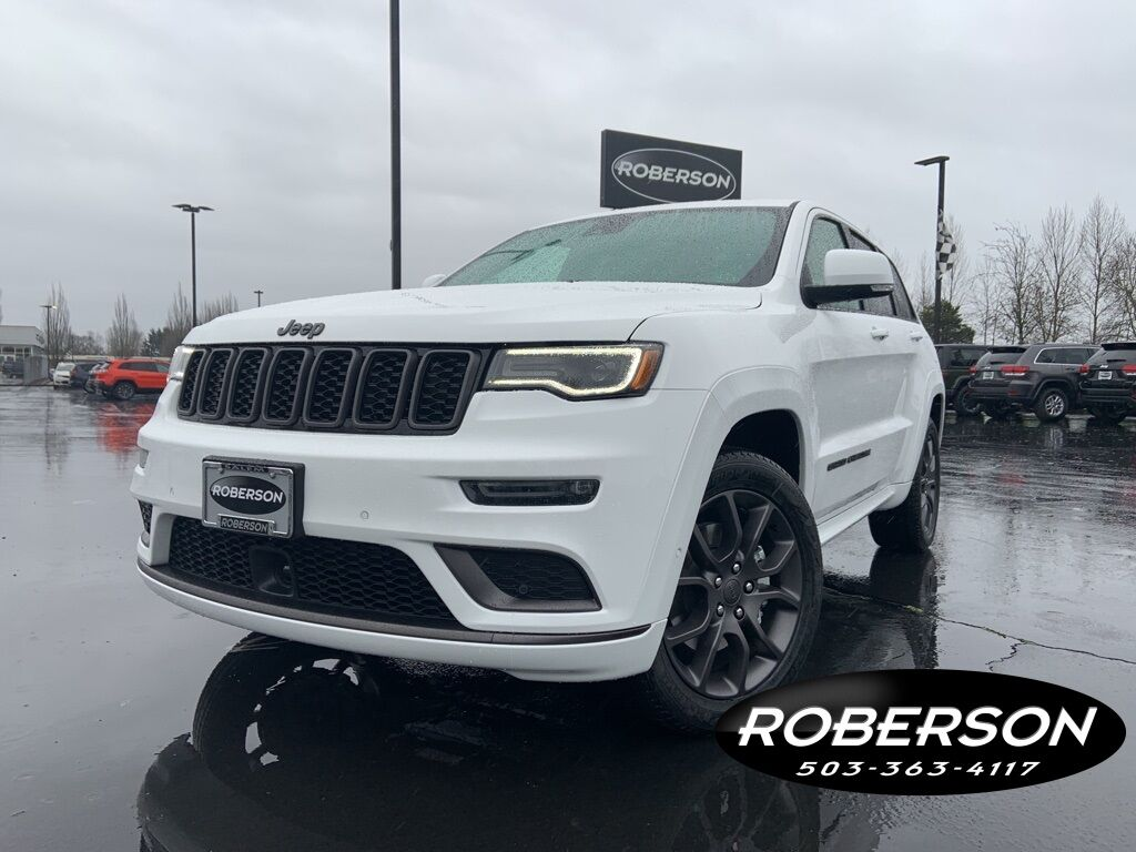 2021 Jeep Grand Cherokee HIGH ALTITUDE 4X4 Salem OR