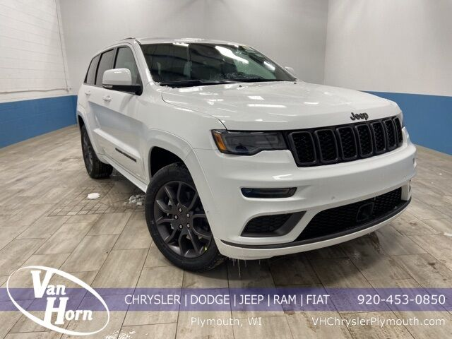 2021 Jeep Grand Cherokee HIGH ALTITUDE 4X4 Plymouth WI