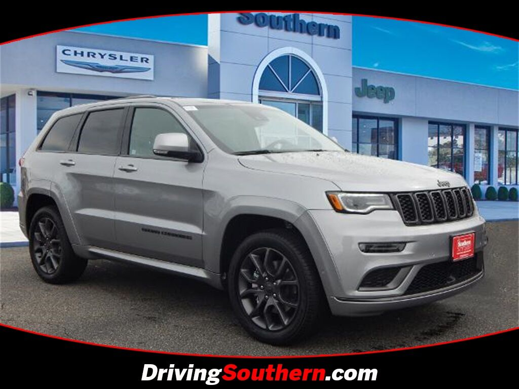 2021 Jeep Grand Cherokee High Altitude Chesapeake VA