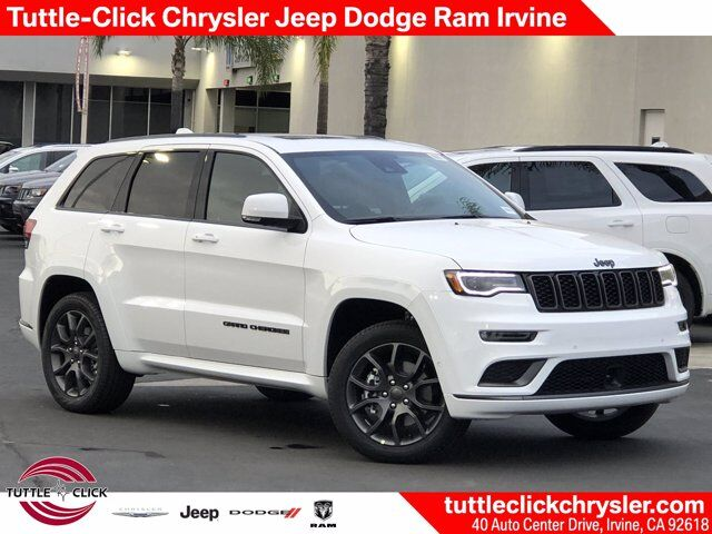 2021 Jeep Grand Cherokee High Altitude Irvine CA