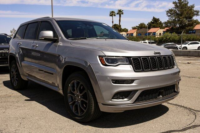 2021 Jeep Grand Cherokee High Altitude
