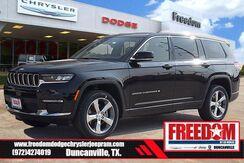 2021_Jeep_Grand Cherokee L_LIMITED 4X4_ Delray Beach FL