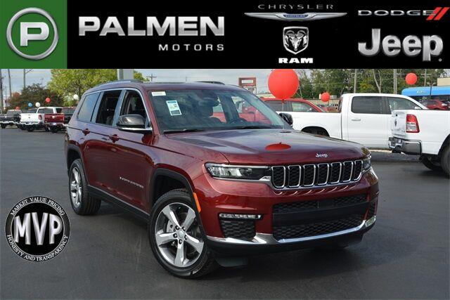 2021 Jeep Grand Cherokee L LIMITED 4X4 Racine WI