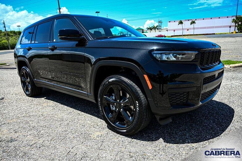 2021 Jeep Grand Cherokee L Laredo Arecibo PR