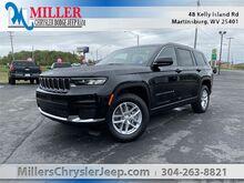 2021_Jeep_Grand Cherokee L_Laredo_ Martinsburg