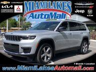 2021 Jeep Grand Cherokee L Limited Miami Lakes FL