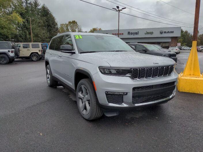 2021 Jeep Grand Cherokee L Limited Owego NY
