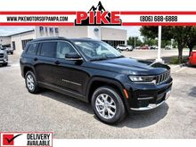 2021_Jeep_Grand Cherokee L_Limited_ Pampa TX