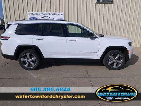 2021 Jeep Grand Cherokee L Limited Watertown SD