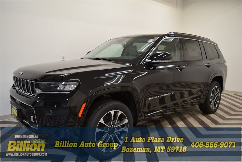 2021 Jeep Grand Cherokee L Overland Bozeman MT