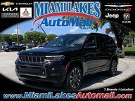 2021 Jeep Grand Cherokee L Overland Miami Lakes FL