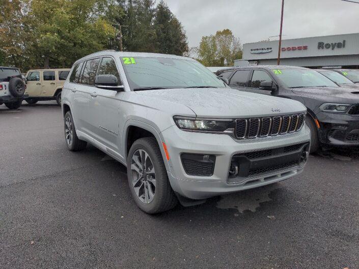 2021 Jeep Grand Cherokee L Overland Owego NY