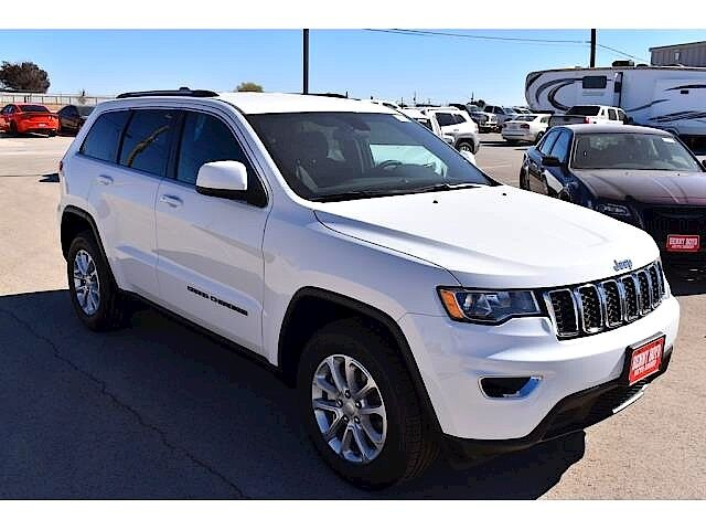 2021 Jeep Grand Cherokee LAREDO E 4X2 Andrews TX