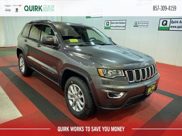 2021 Jeep Grand Cherokee LAREDO E 4X4 Boston MA