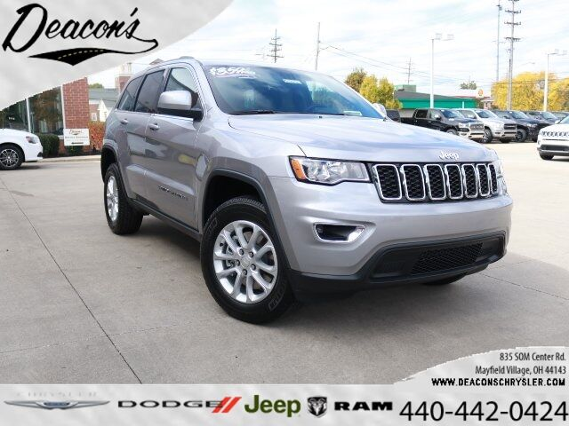 2021 Jeep Grand Cherokee LAREDO E 4X4 Mayfield Village OH