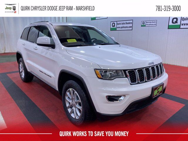 2021 Jeep Grand Cherokee LAREDO E 4X4 Marshfield MA