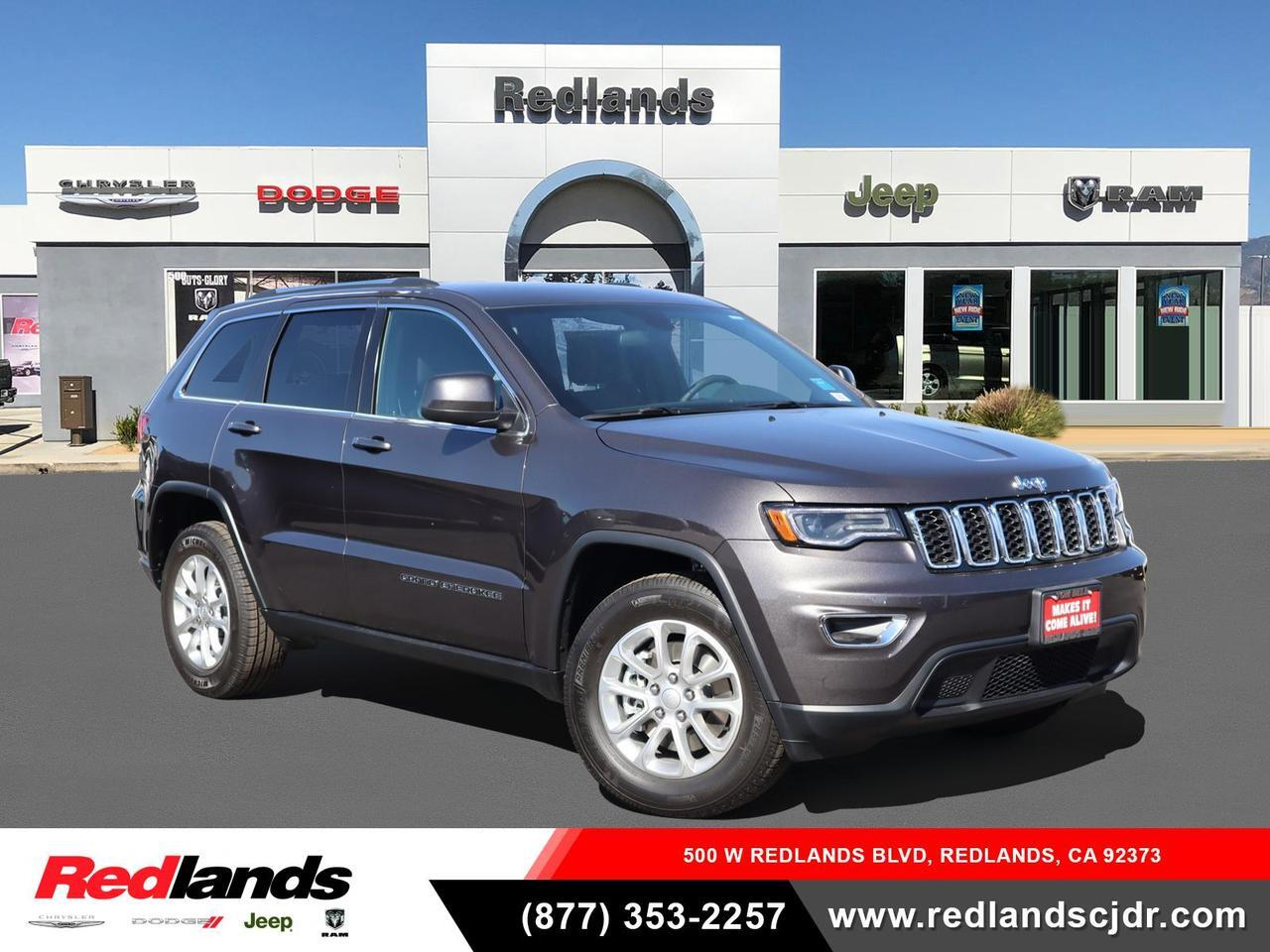 2021 Jeep Grand Cherokee LAREDO E 4X4 Redlands CA