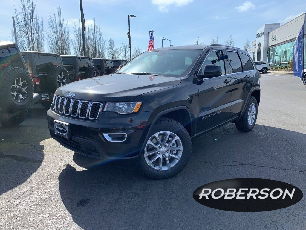 2021 Jeep Grand Cherokee LAREDO E 4X4 1C4RJFAG7MC652637