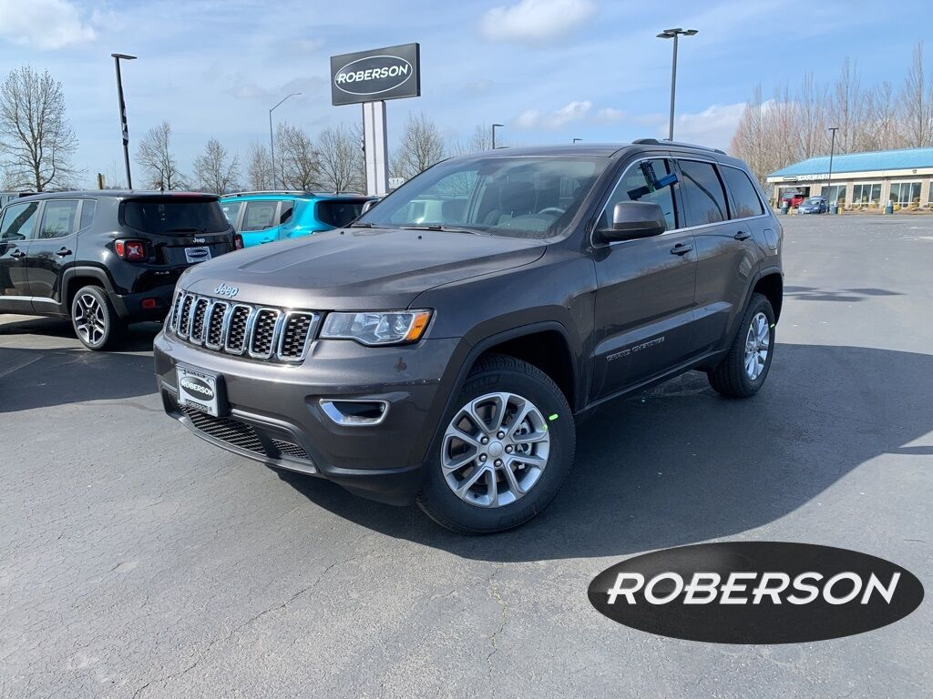 2021 Jeep Grand Cherokee LAREDO E 4X4 Salem OR