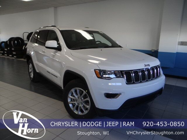 2021 Jeep Grand Cherokee LAREDO E 4X4 Stoughton WI