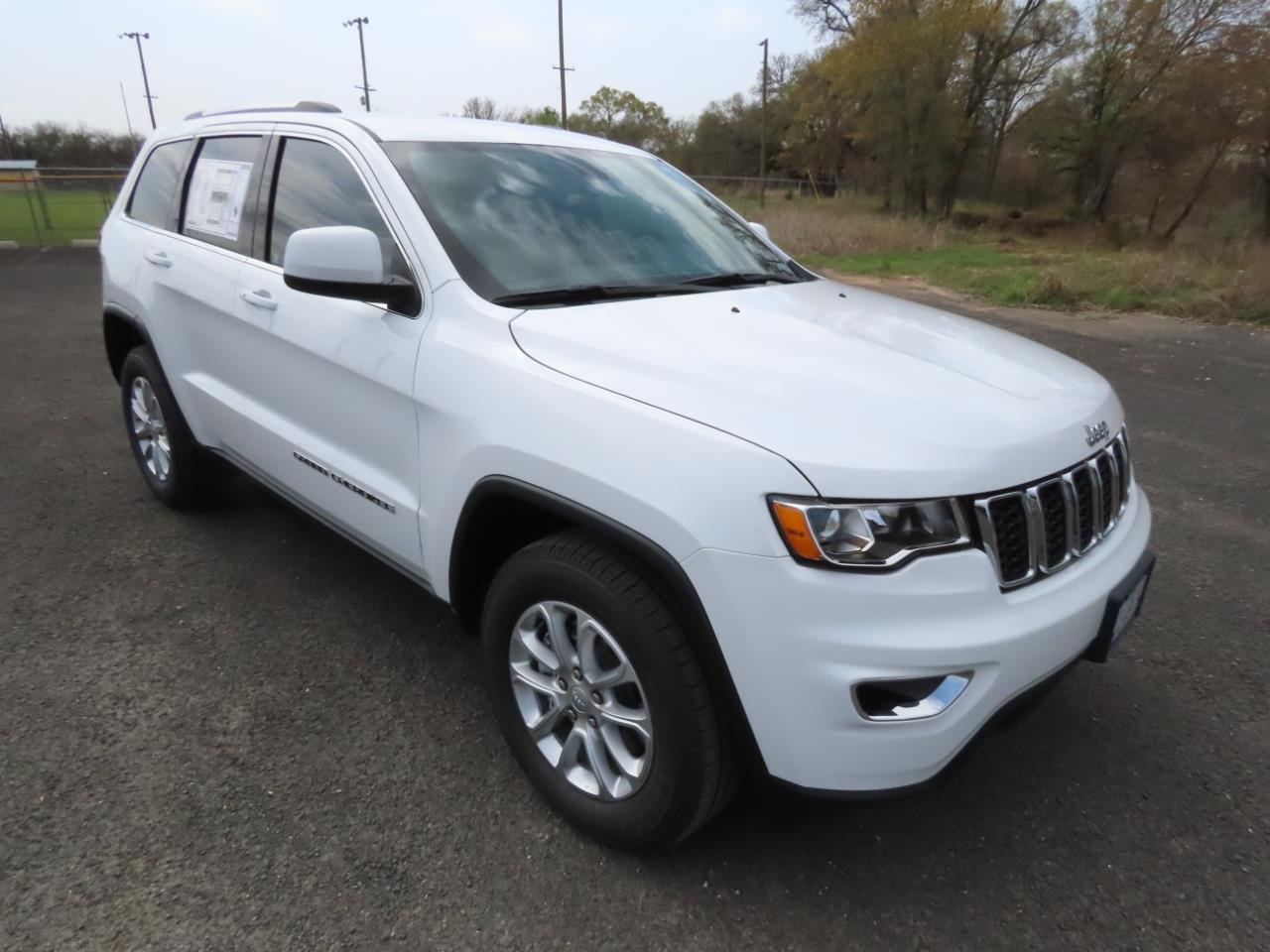 2021 Jeep Grand Cherokee LAREDO X 4X2
