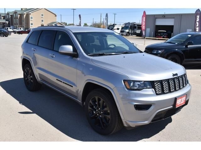 2021 Jeep Grand Cherokee LAREDO X 4X2 Andrews TX