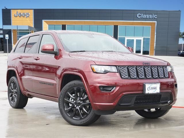 2021 Jeep Grand Cherokee LAREDO X 4X4