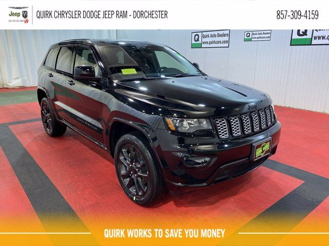2021 Jeep Grand Cherokee LAREDO X 4X4 Boston MA